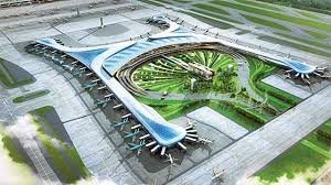Jewar airport plan